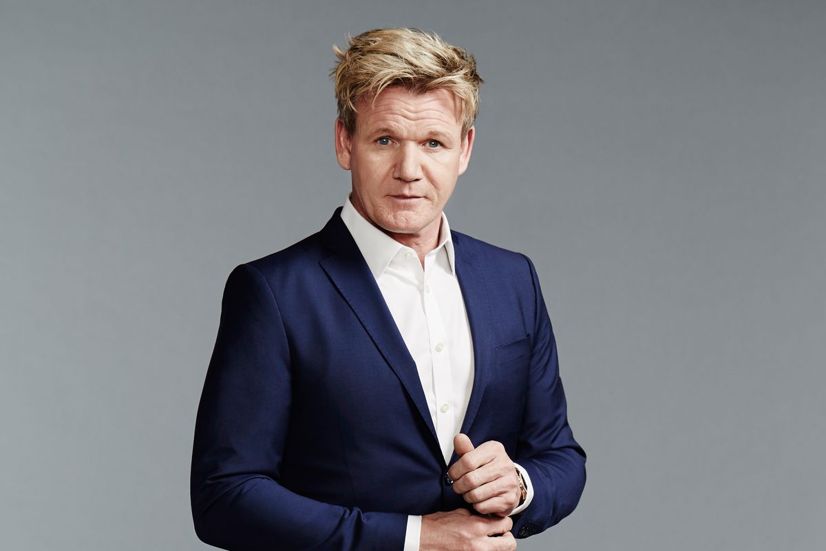 Lucky Cat Is Gordon Ramsay's 'Vibrant Asian Eating House': A