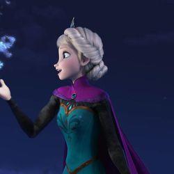 """Elsa in """"Frozen."""