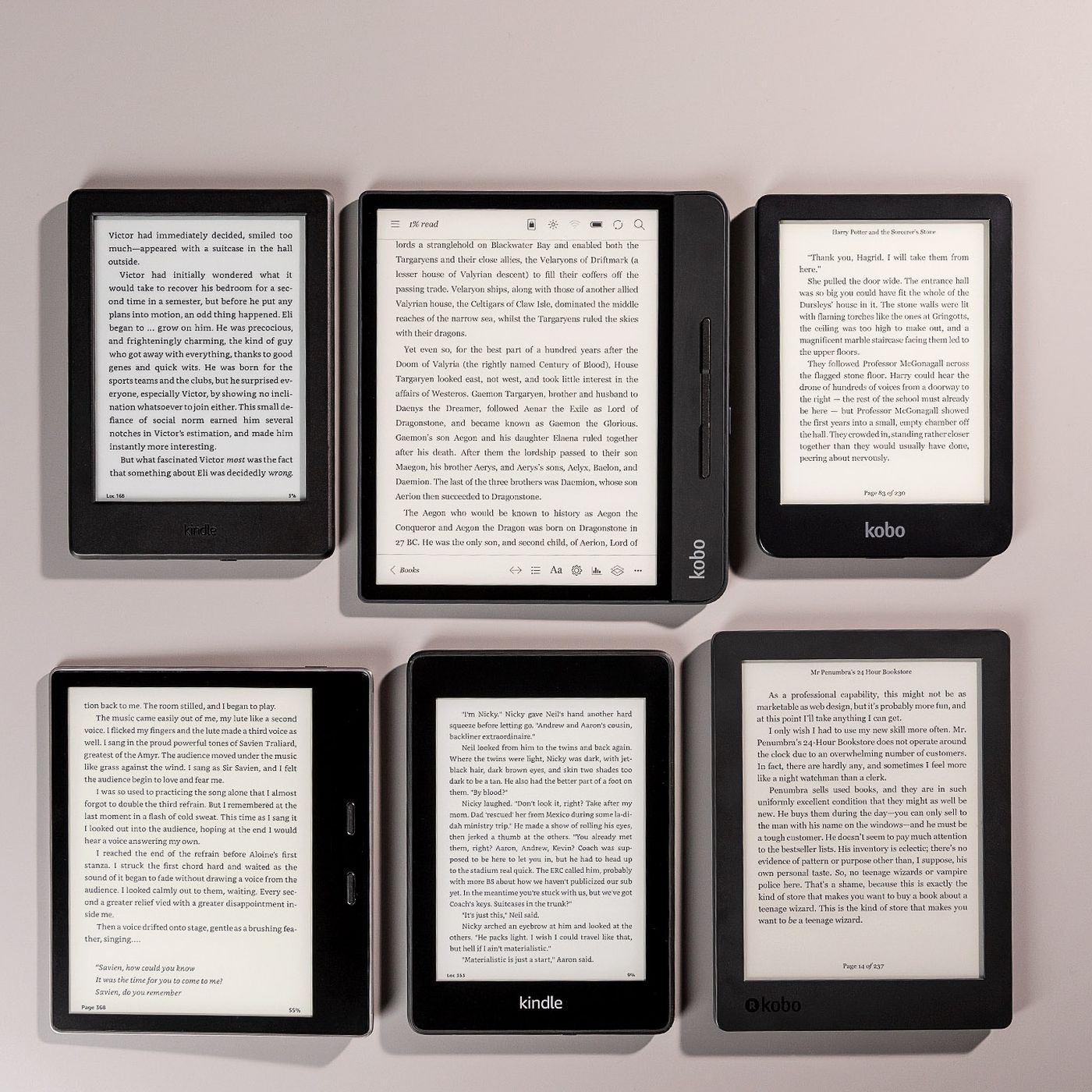 The best e-reader to buy right now - The Verge