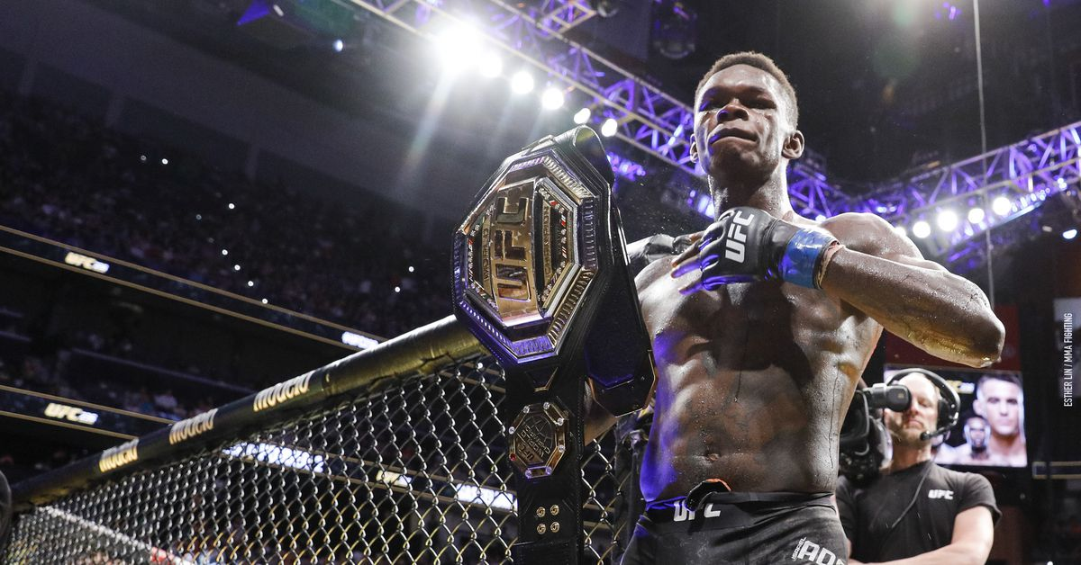 Israel Adesanya still hasn't watched 'rat lip' Khamzat Chimaev fight yet in the UFC