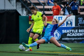 Ride of the Valkyries - A Seattle Reign blog