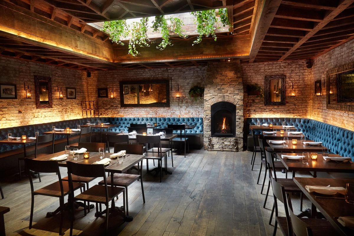 The most beautiful new nyc restaurants of eater ny