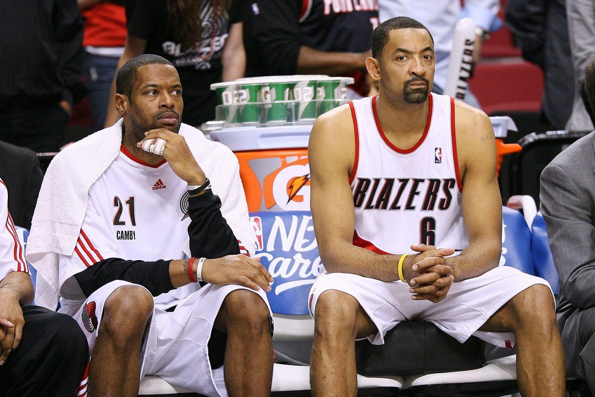 Phoenix Suns v Portland Trail Blazers Game 6