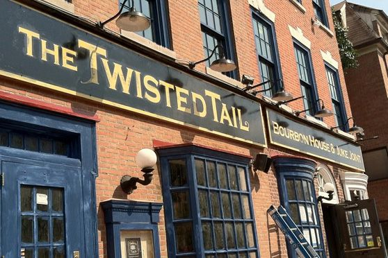 Twisted Tail
