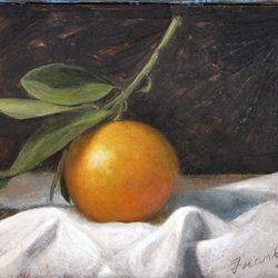 Orange From Our Tree, Kevin Frank