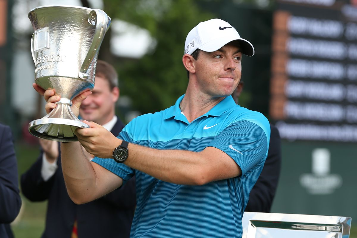 rory mcilroy dishes on lifting less than tiger woods and