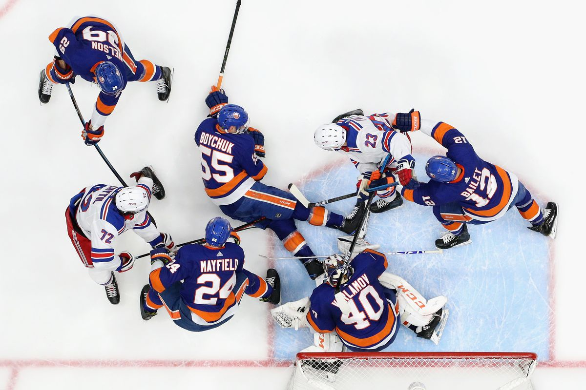 New York Islanders at New York Rangers [Game 49 thread]