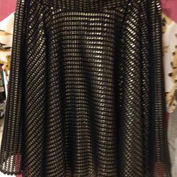 R/H skirt, $41