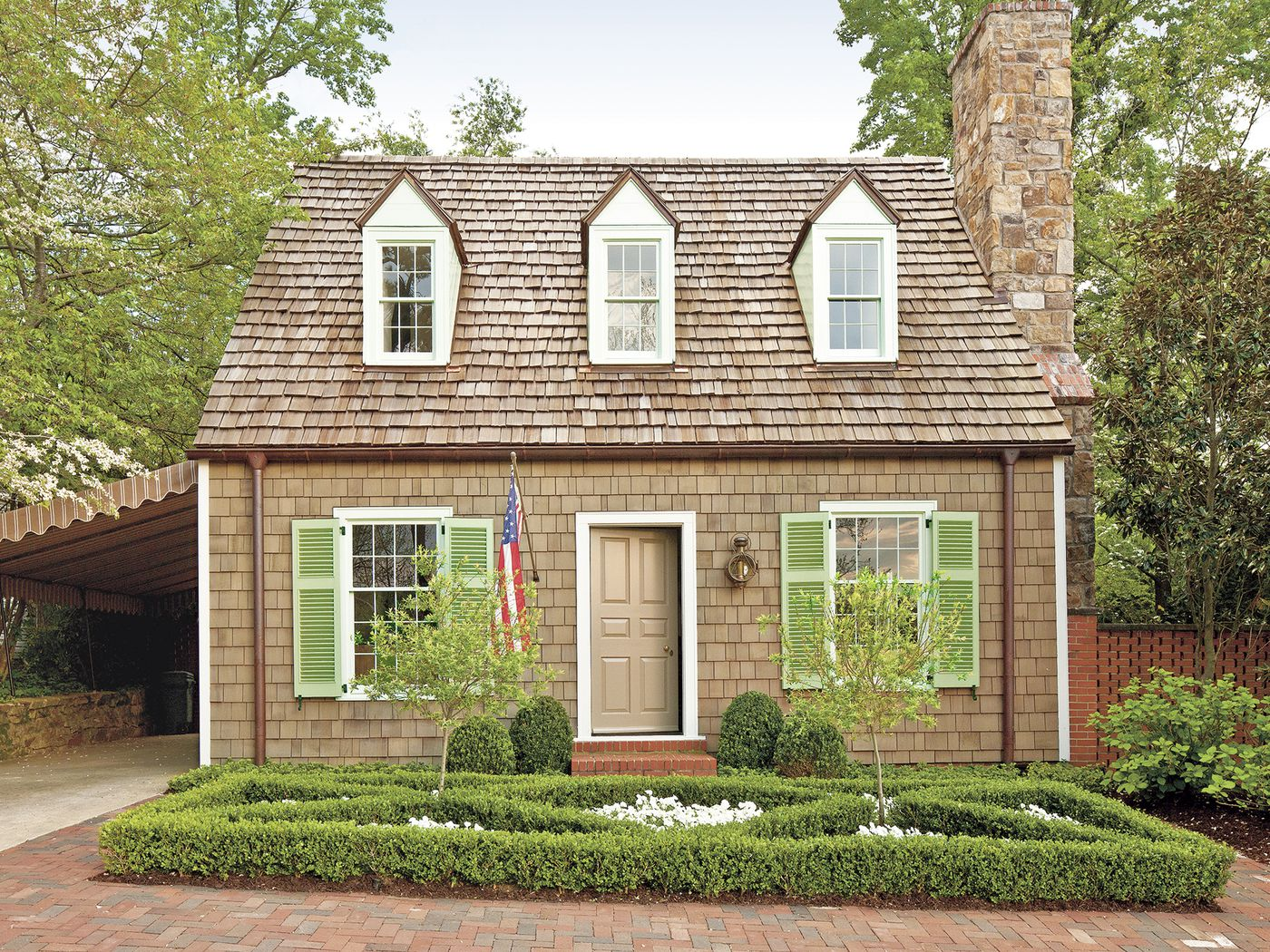 6 Jaw Dropping Curb Appeal Makeovers This Old House