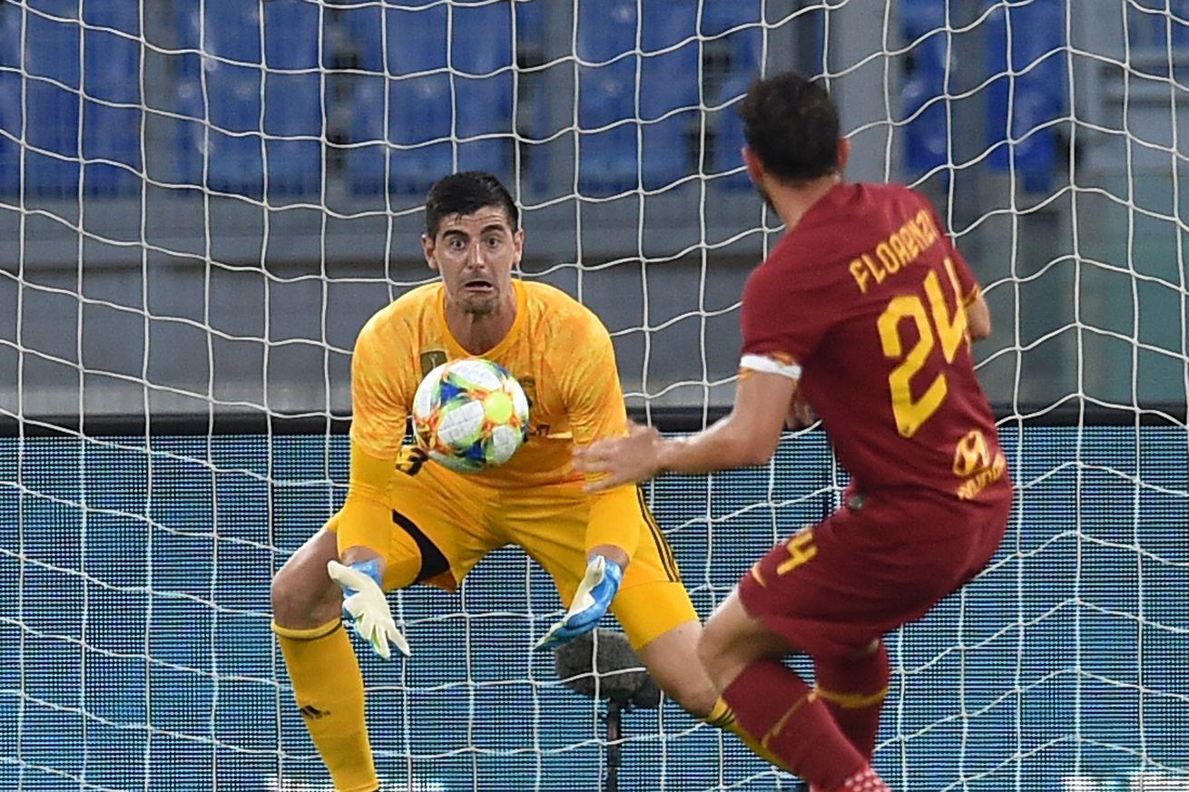 Player Ratings: Roma 2* - Real Madrid 2; 2019 Preseason