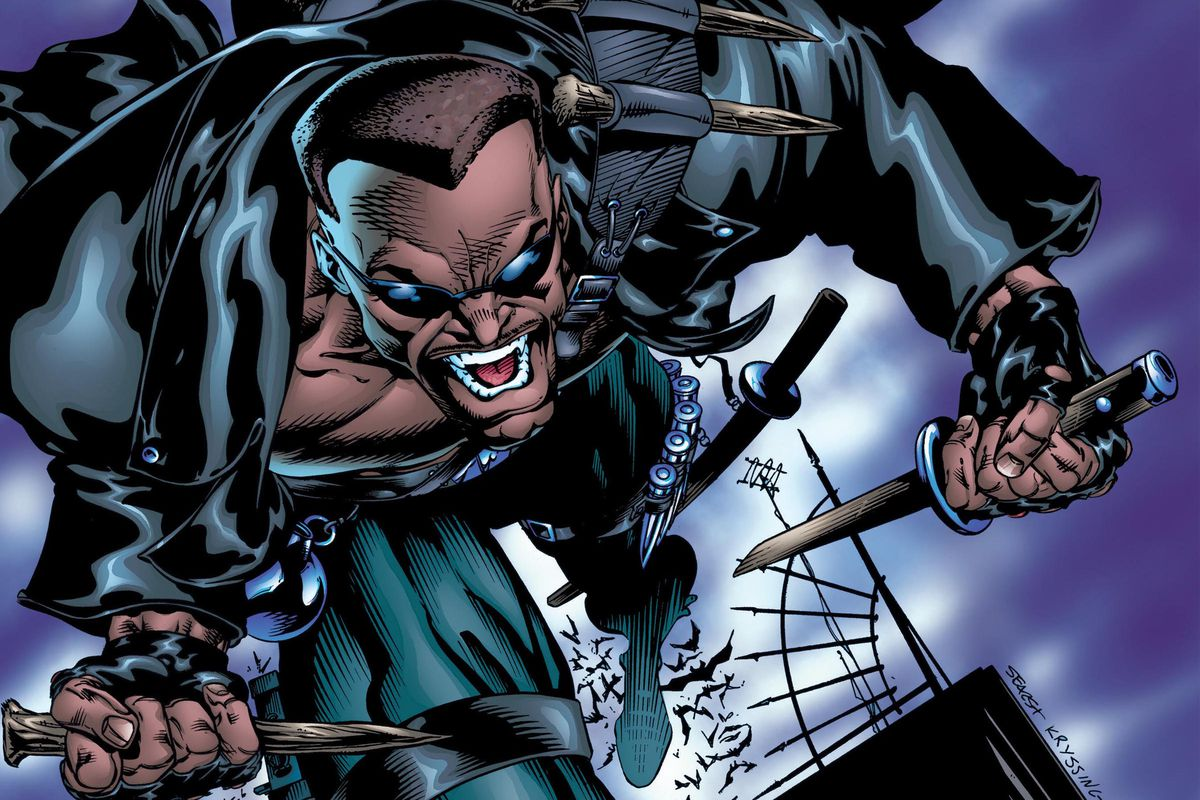 Comic-Con: Marvel teases new Blade reboot movie starring Mahershala Ali - Polygon