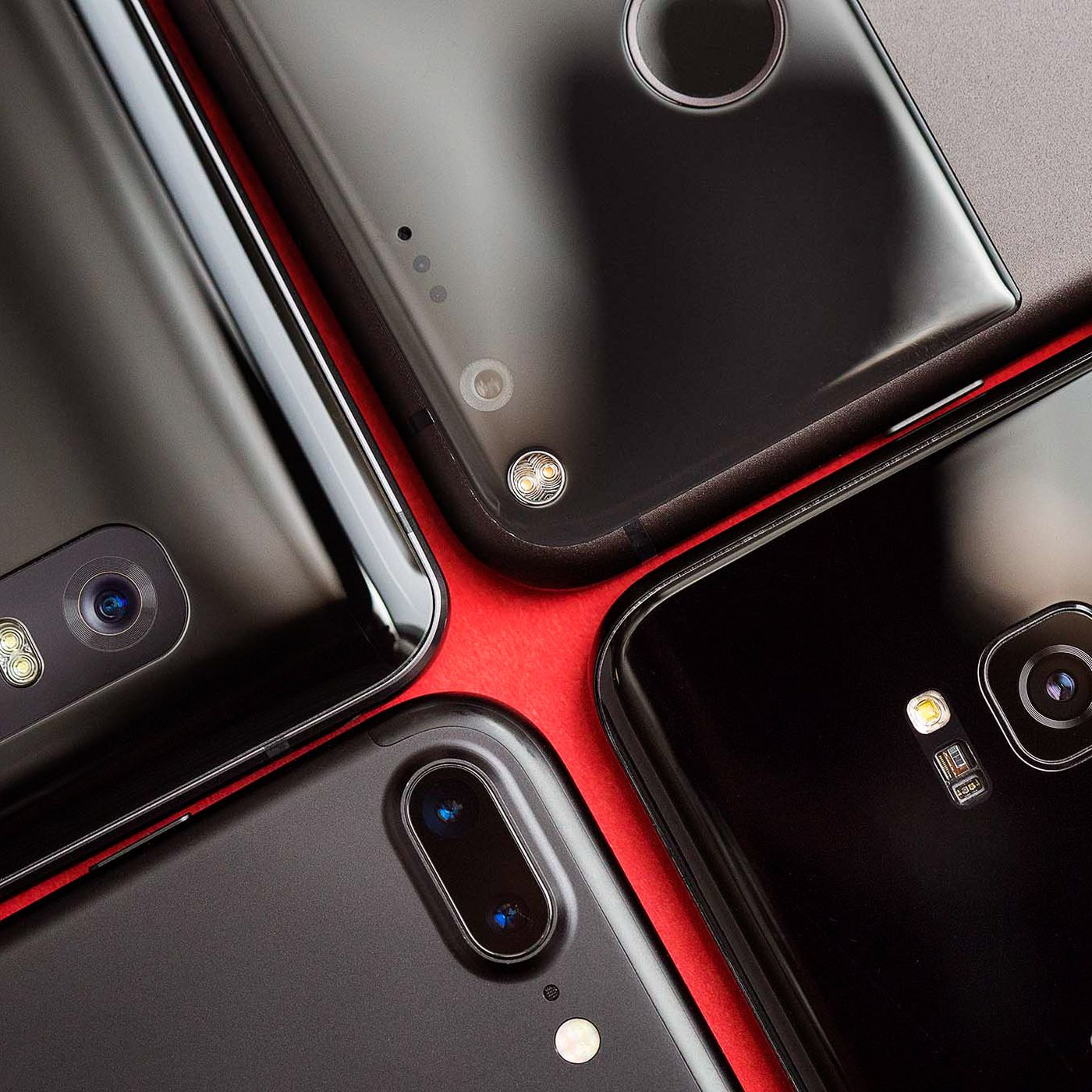 Smartphone camera shootout Galaxy S8 vs iPhone 7 Google Pixel
