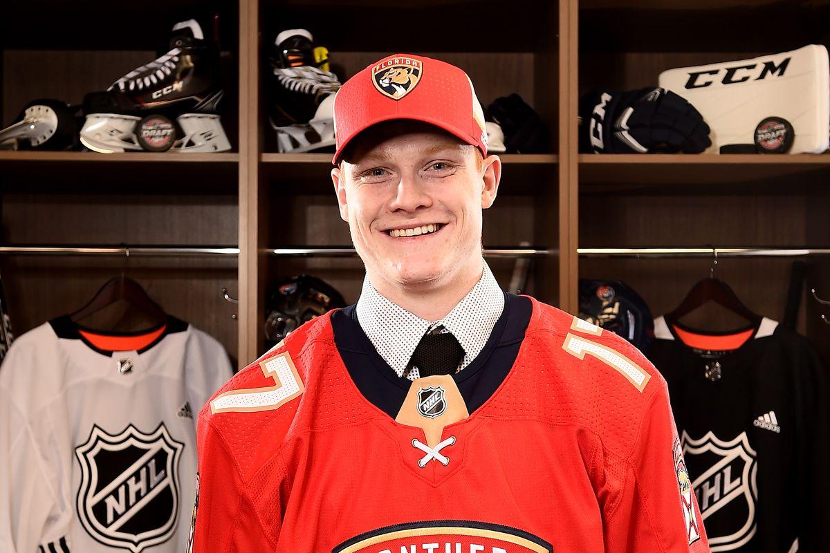 2017 NHL Draft - Portraits