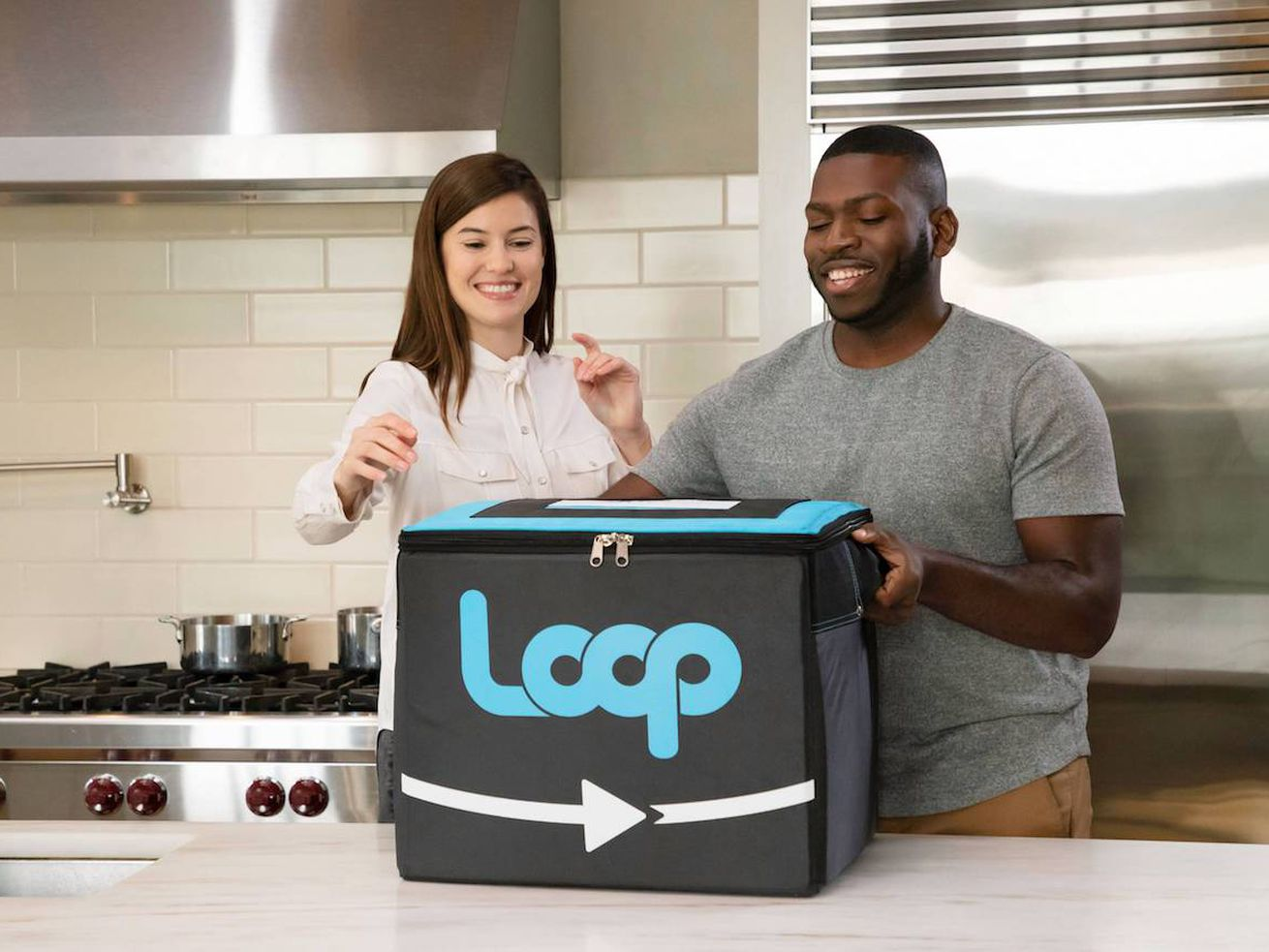 Loop, a new zero-waste platform attempting to mainstream the concept of selling consumer brands in reusable packaging, is now partnering with apartment buildings.