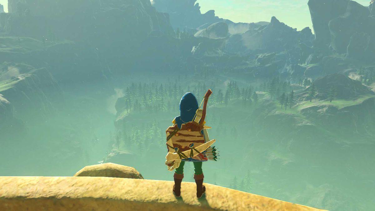 Breath of the Wild guide: Reach Zora's Domain main quest walkthrough