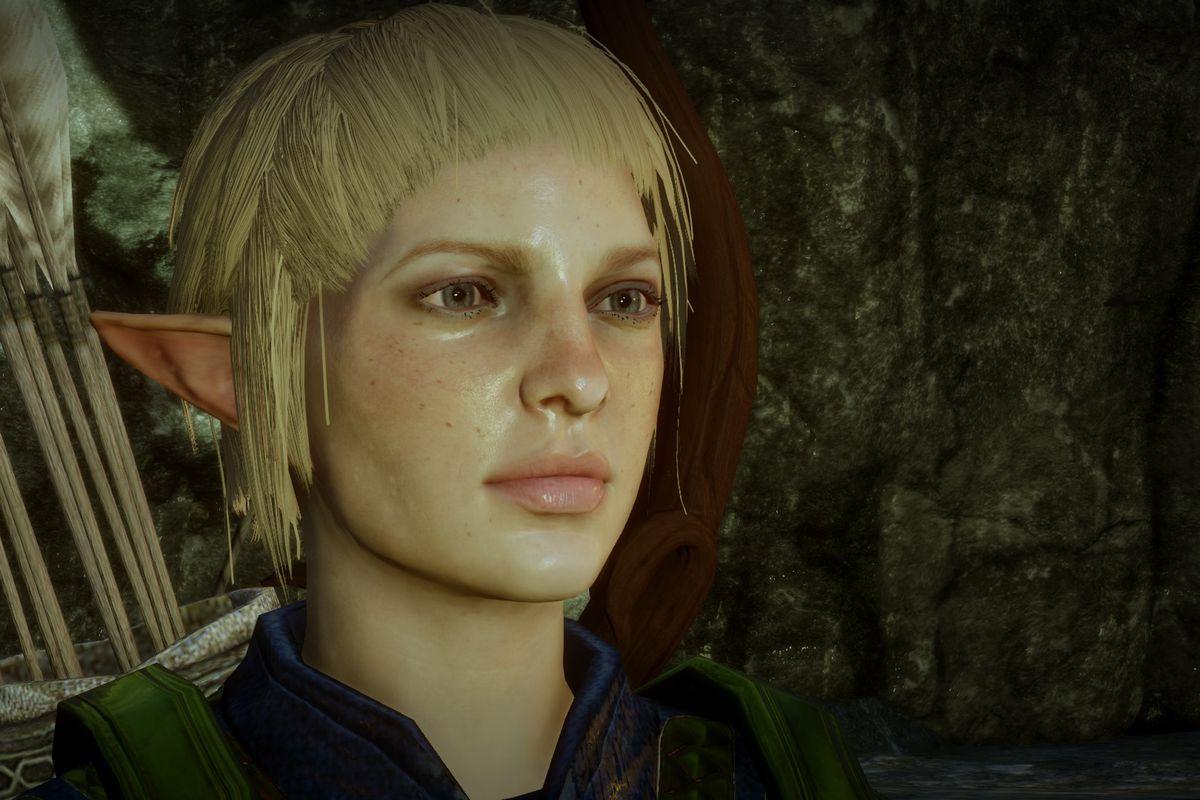 sera Dragon Age: Inquisition