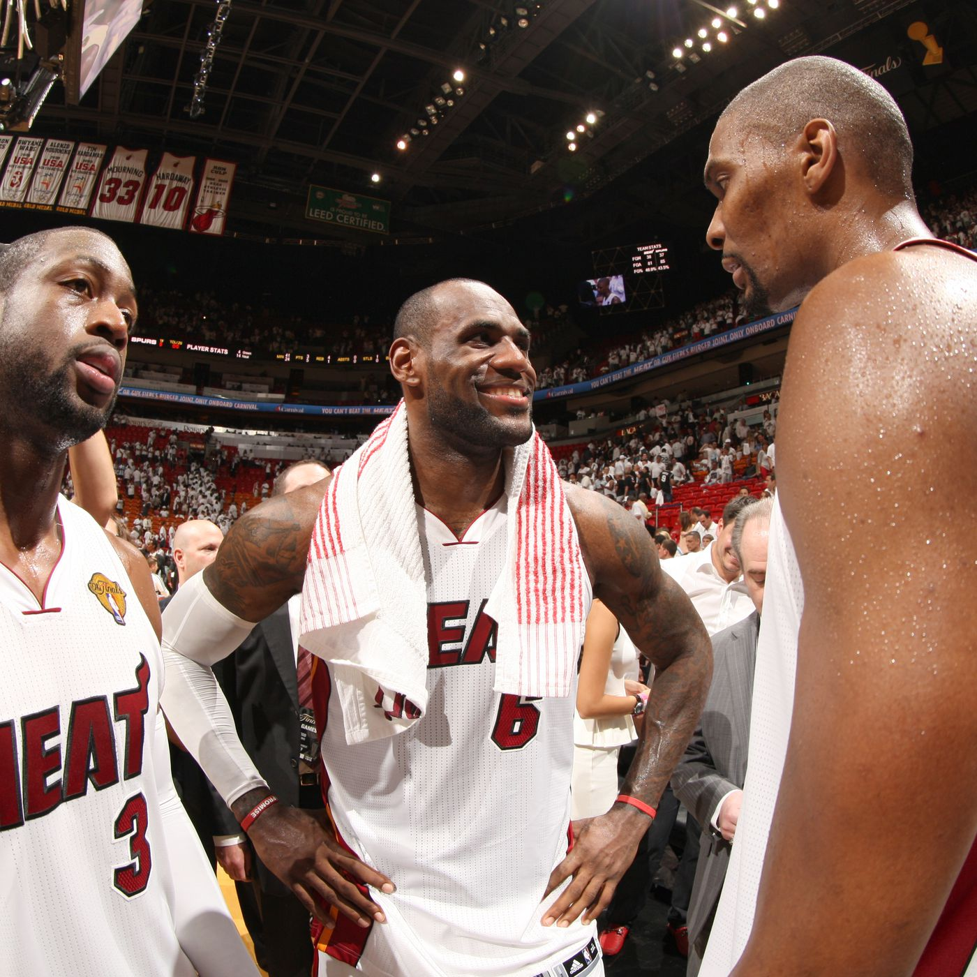Top 10 All Time Miami Heat Players Part Ii Hot Hot Hoops