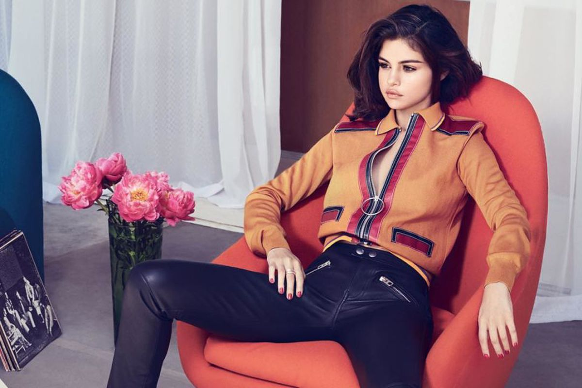 Selena Gomez's collaboration with Coach features hidden messages of love