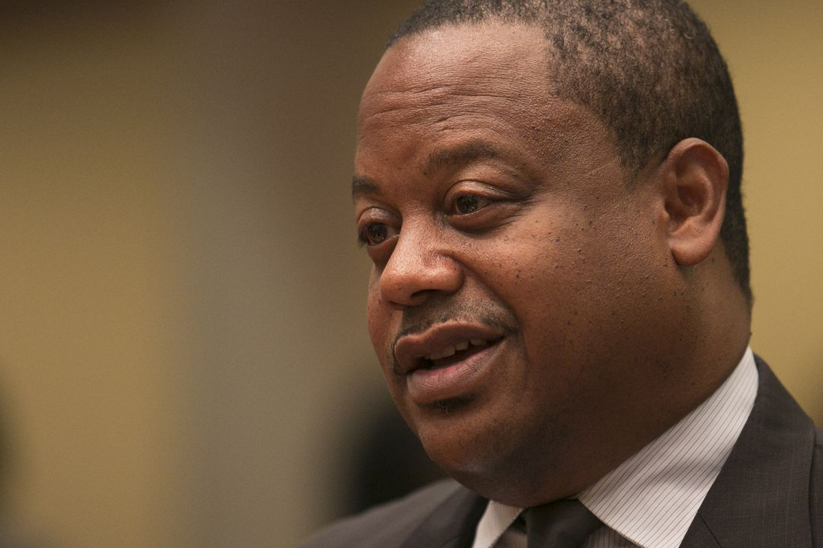 Ald. Roderick Sawyer (6th) praised Johnson's actions, but said CPD brass also must be held accountable. | Sun-Times file photo
