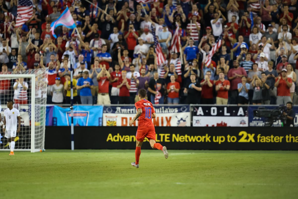 SOCCER: JUN 26 CONCACAF Gold Cup Group D - Panama v USA