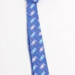 Penelope's - Gitman Vintage Blue Portuguese Flannel Tie ($78)