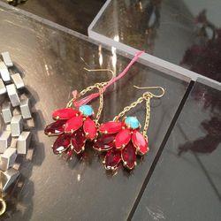 Lulu Frost x J Crew earrings, $115