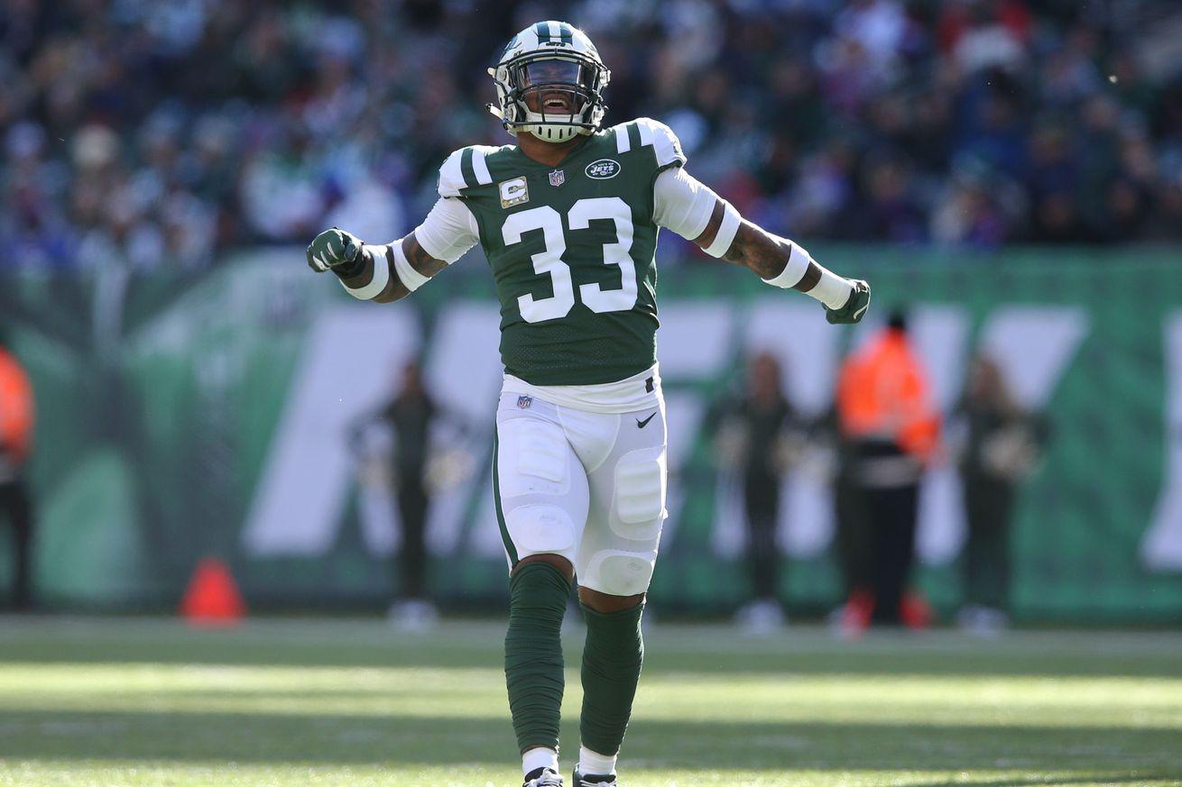 Jamal Adams hints at issues in Jets locker room