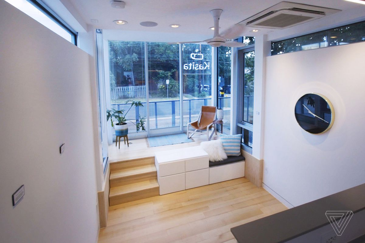 This tiny modular home is 325 square feet of IoT heaven