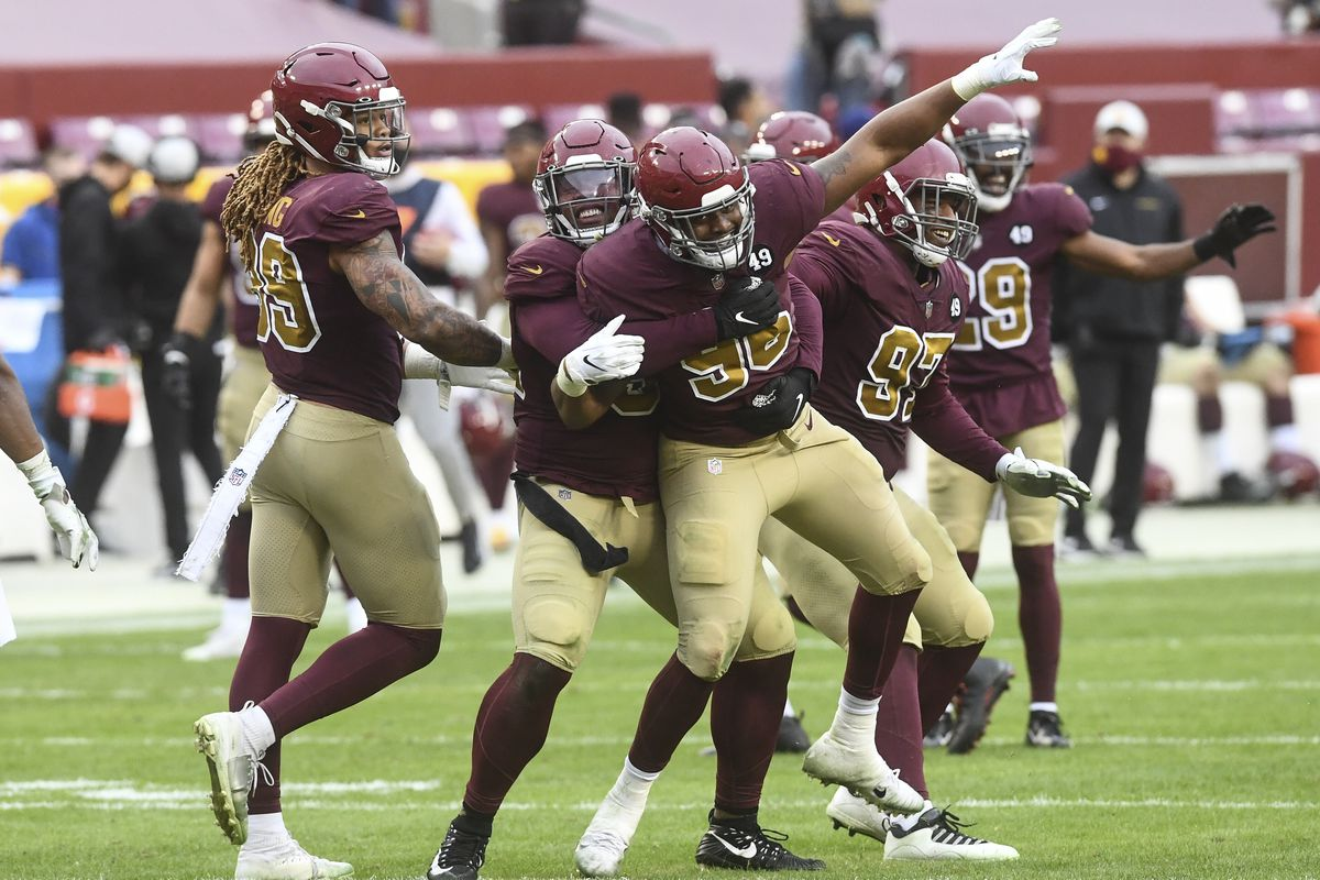 NFL Cincinnati Bengals at Washington Football Team