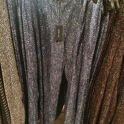 Printed pants, $150