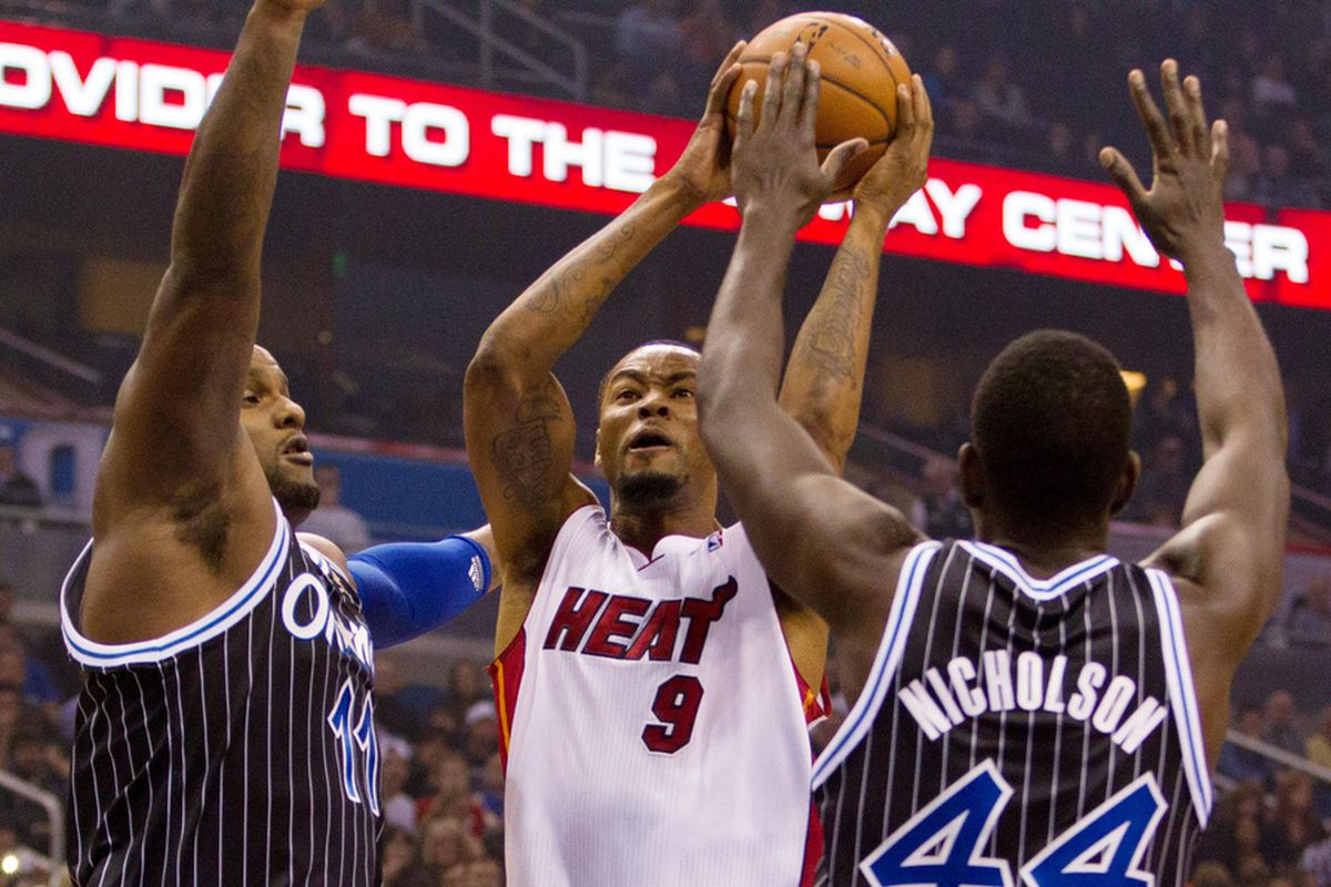 "Magic vs Heat notebook The ""Rashard Lewis effect"" dooms Orlando"