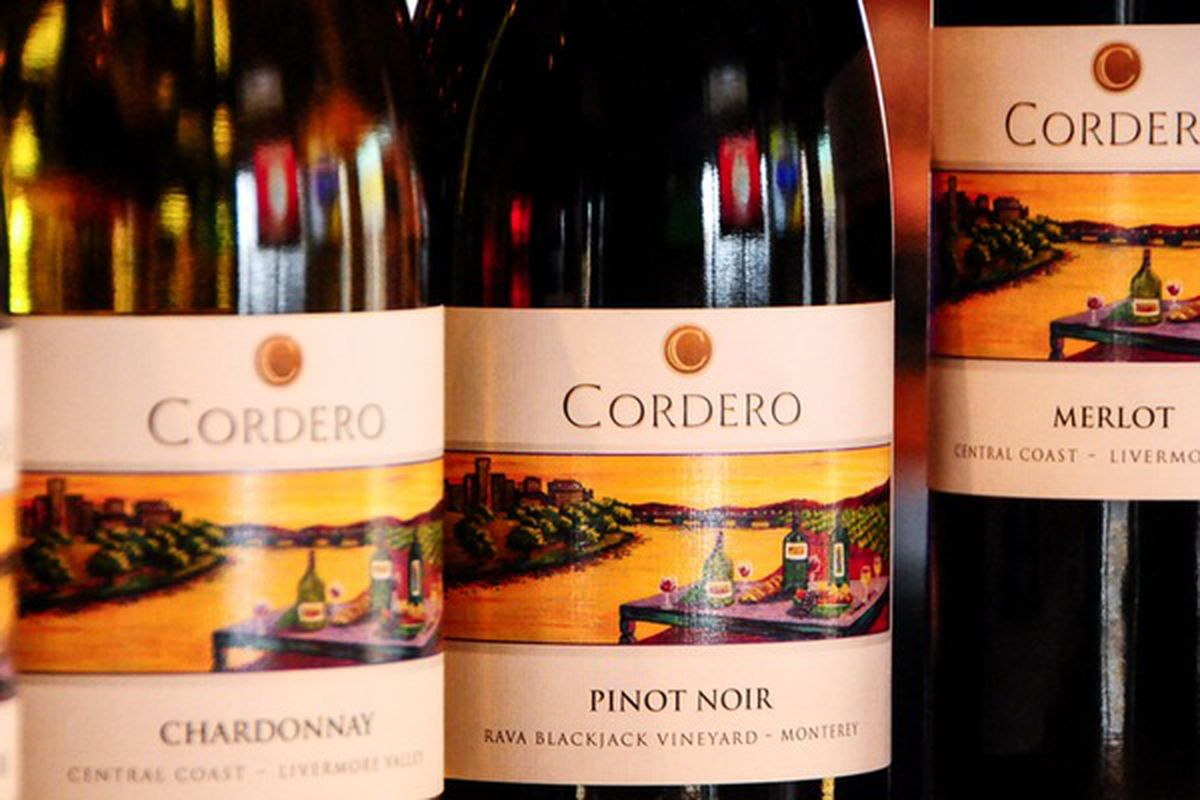 Local Restaurateur Cultivates Own Wine Label Eater Dc