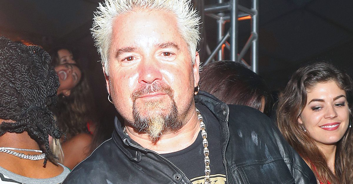 Guy Fieri Will Showcase Dallas Pizzeria Cane Rosso on 'Diners, Drive-Ins, and Dives' Spinoff