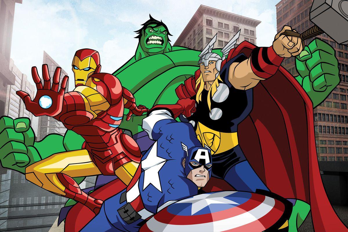 "Disney XD's ""Avengers Assemble"" - Season One"