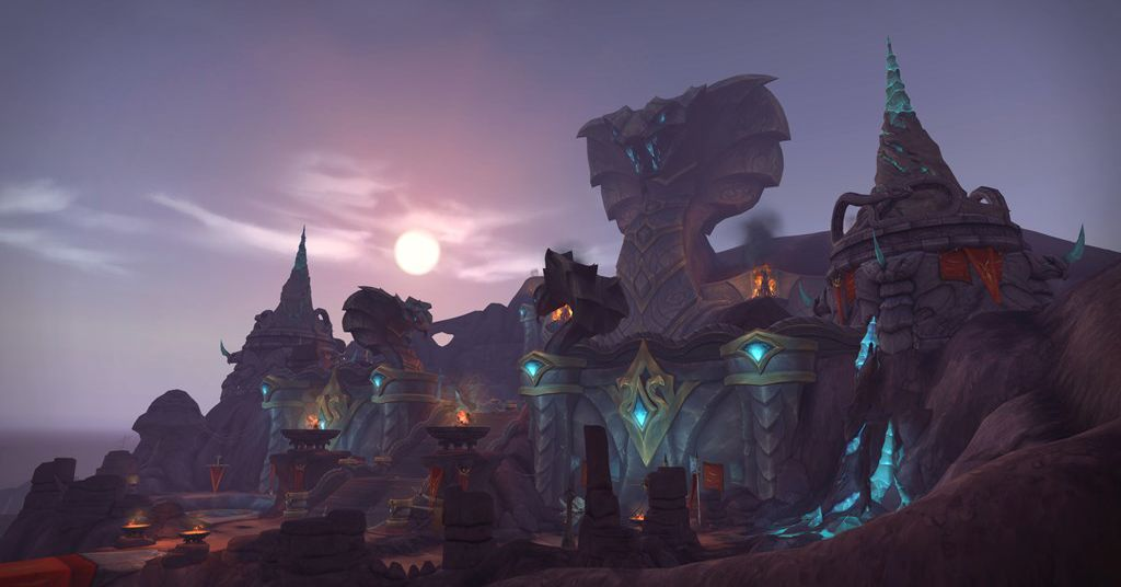 World Of Warcraft Battle For Azeroth Review Update Polygon