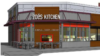 Zo 235 S Kitchen Made From Scratch Mediterranean Opens Outpost