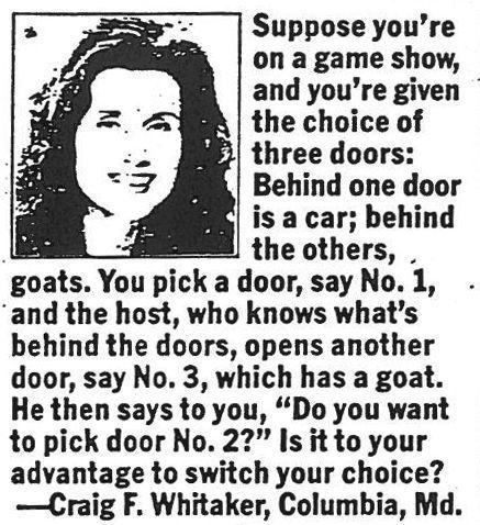 Parade Magazine, September 9, 1990