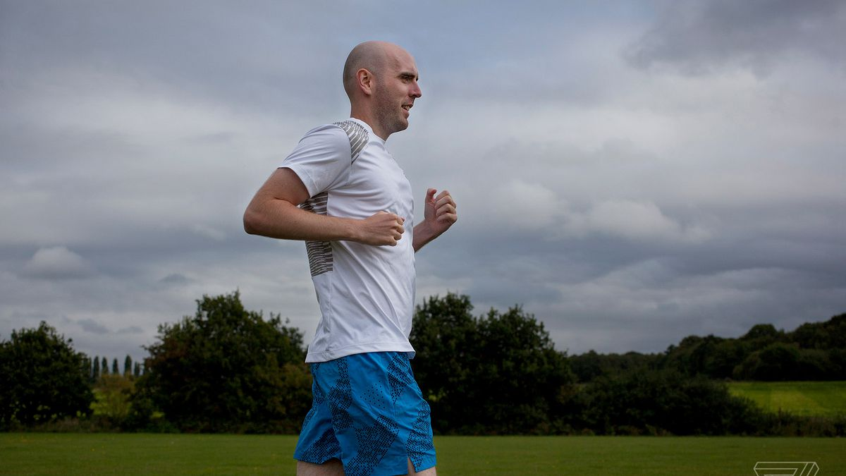 How technology helped a blind athlete run free at the New York