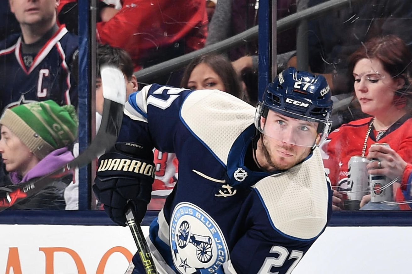 Trade Proposal : The Columbus Blue Jackets should bring Jack Roslovic home and send Ryan Murray to Winnipeg