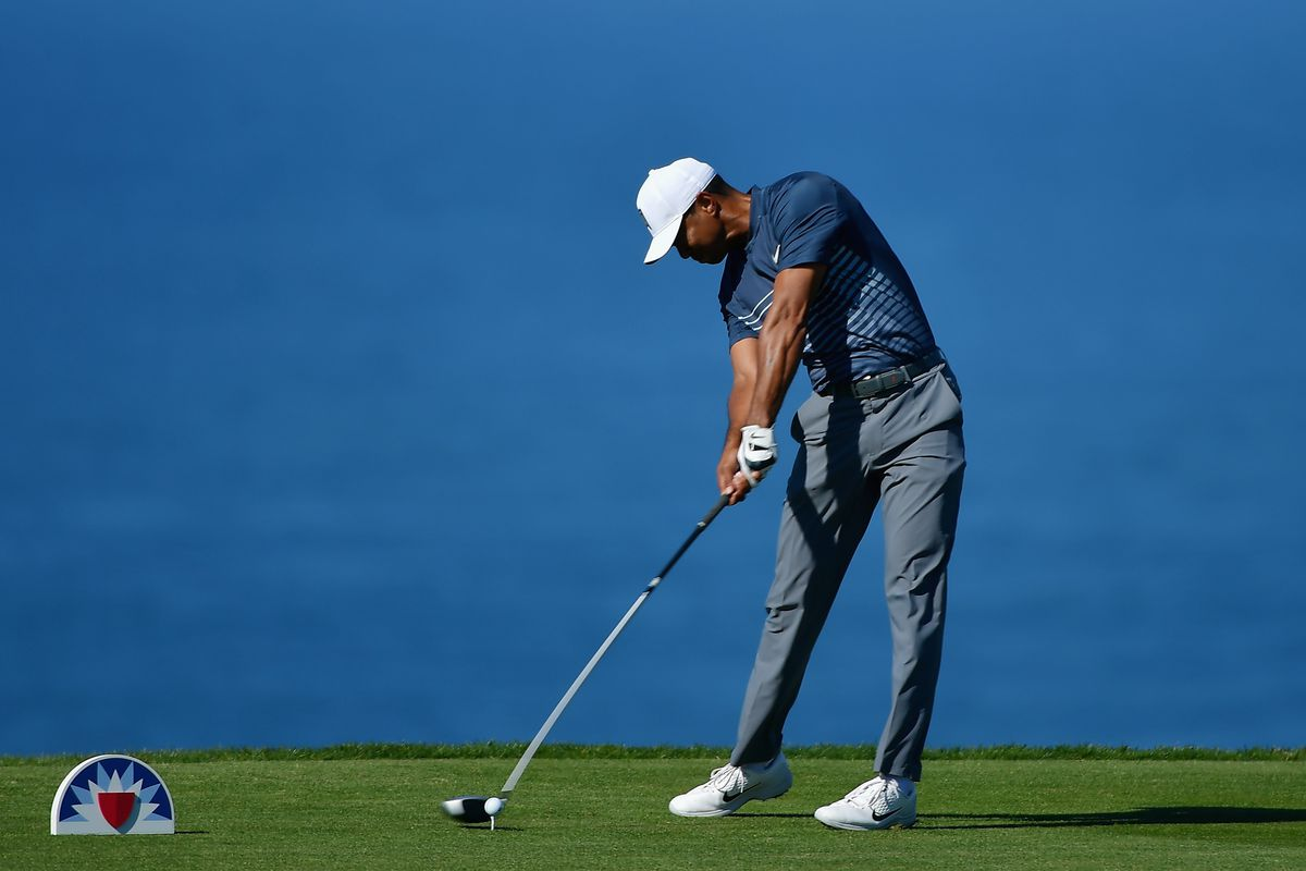 farmers insurance 2018  tiger woods u2019 tee time  pairings