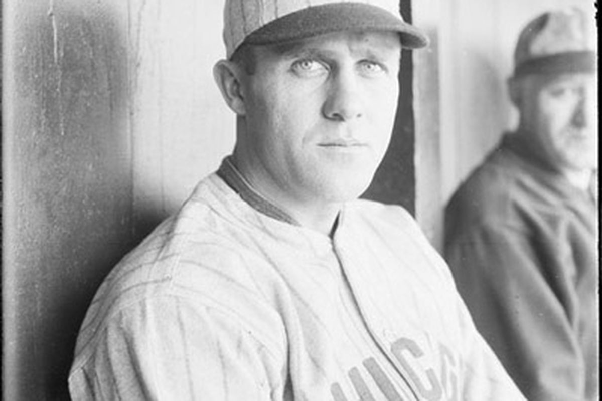 Carl Reynolds: The White Sox's first 20-homer man. (Library of Congress)