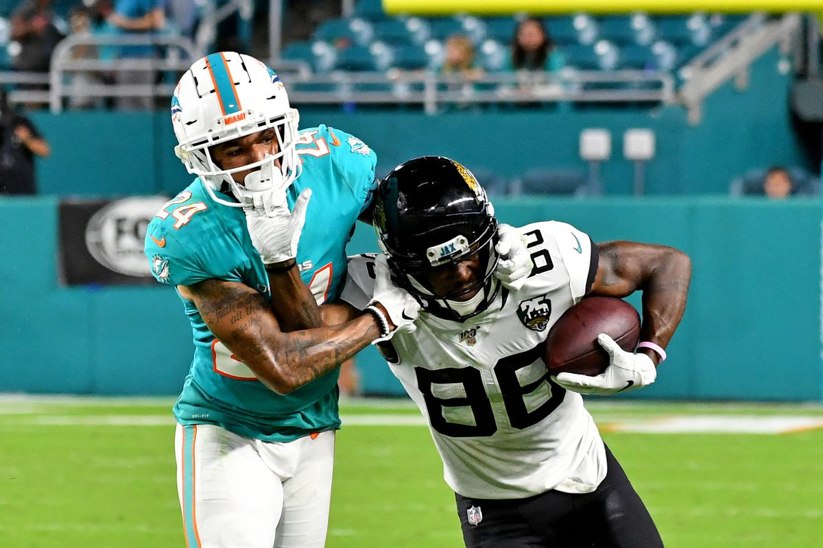 Thursday Night Football Week 3 It S Beard Vs Mustache In Dolphins Jaguars Matchup Acme Packing Company