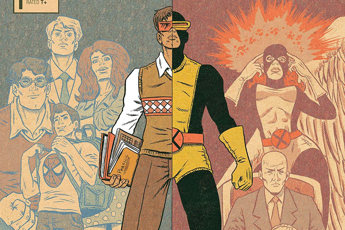 The X Men S 40 Year History Has Just Been Compressed Into One Easy
