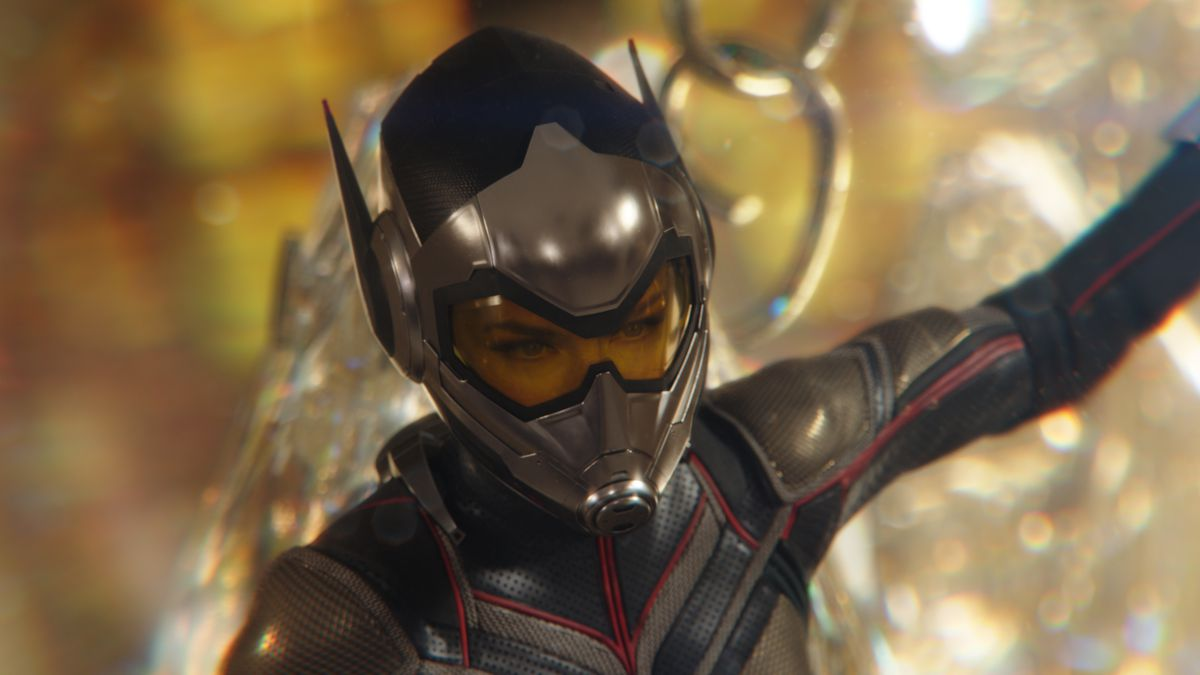 We almost saw The Wasp in Captain America: Civil War, not Ant-Man 2 - Polygon