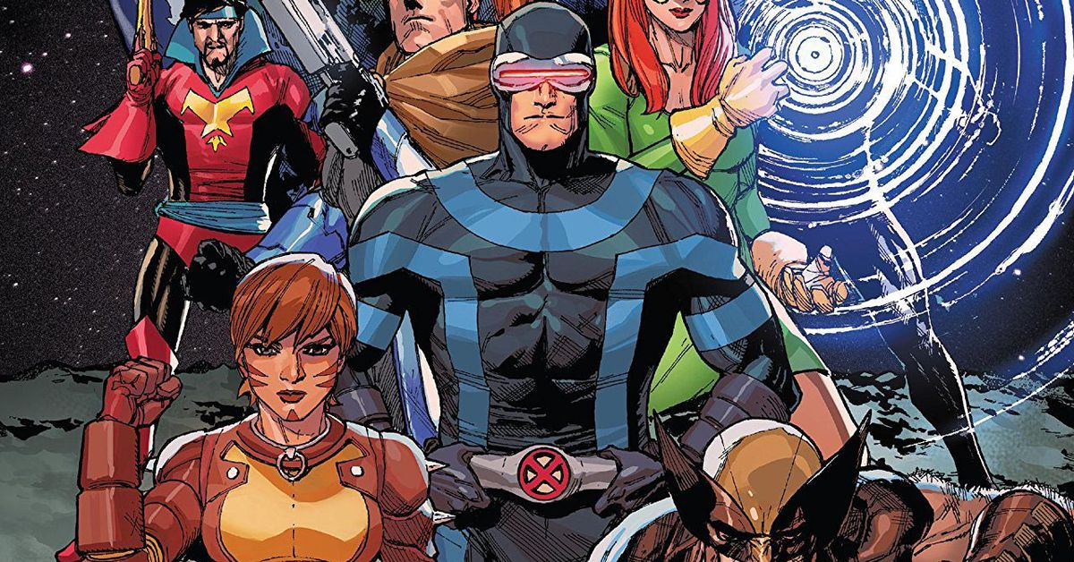 Review: X-Men #1 is a burst of optimism in a remade universe