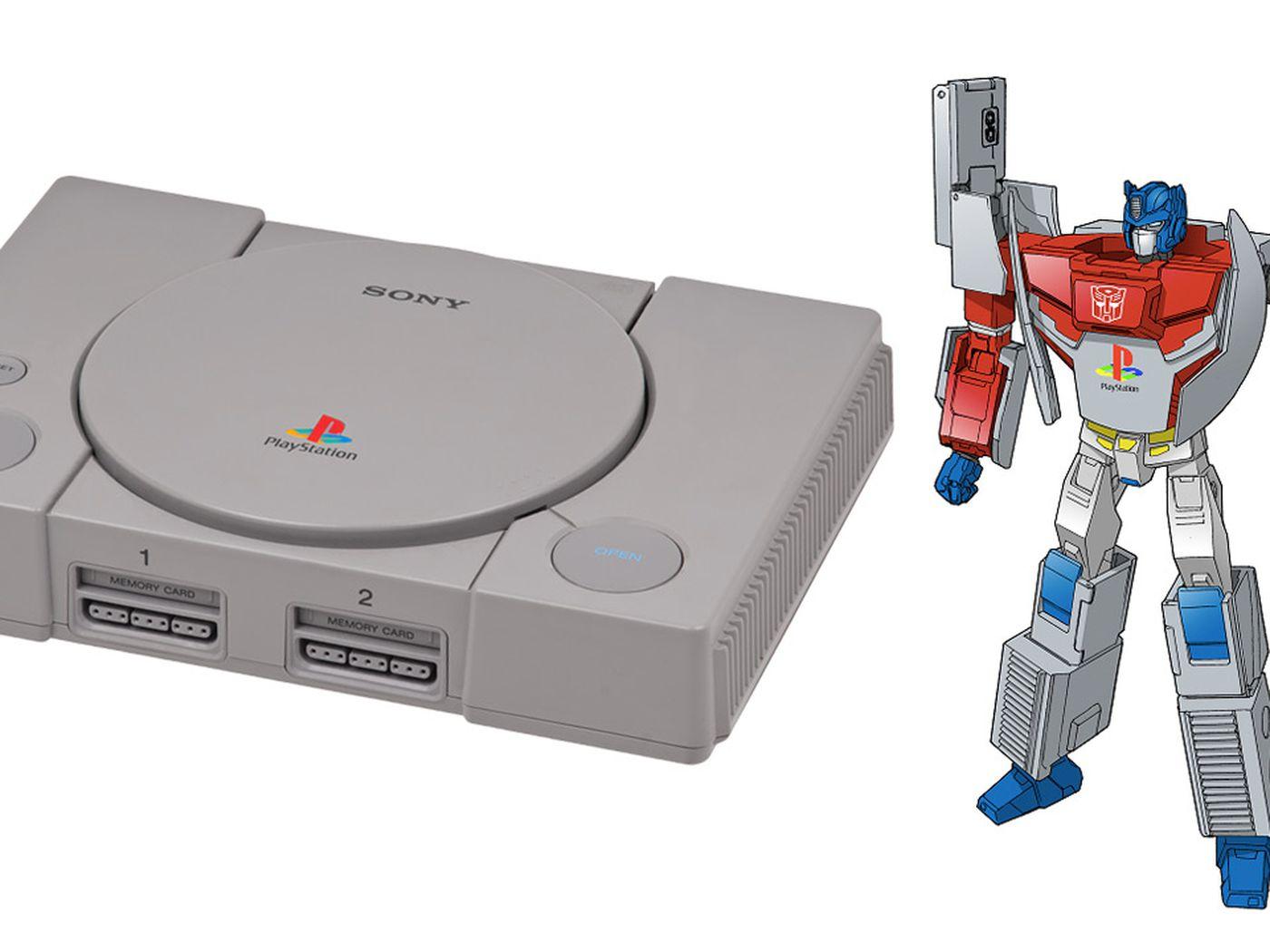 Takara Tomy Transformers Featuring Original PlayStation Megatron Stock