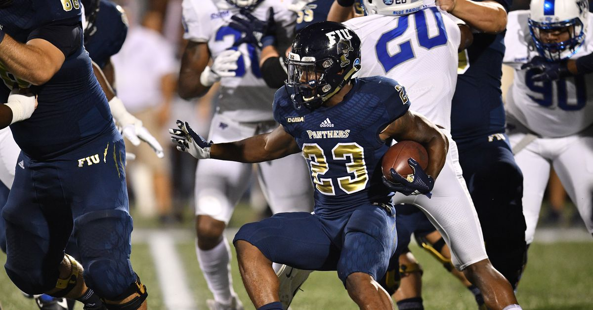 Fiu Football Spring Outlook At The Offensive Depth Chart