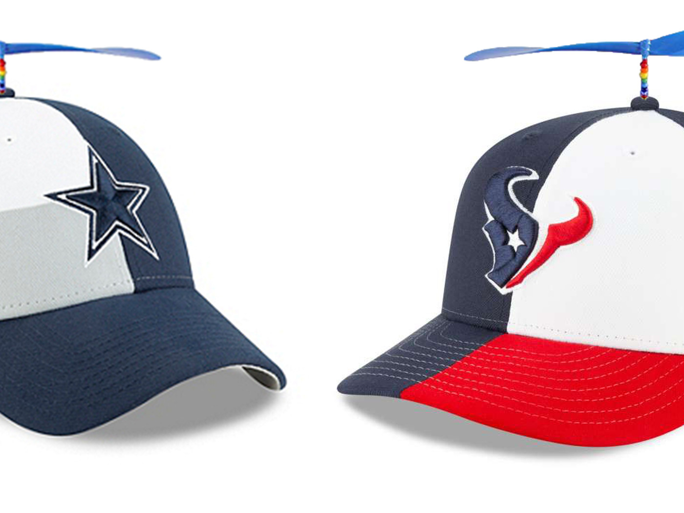 6a453444 The 2019 NFL Draft Hats Are Bad: Ranked - Battle Red Blog