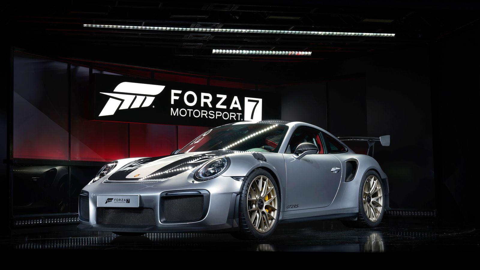 Porsche announces a new 911 at E3