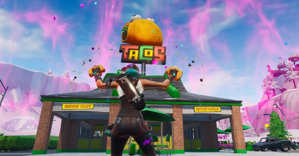 photo of Did Fortnite just copy Ana Coto's viral roller-skating dance from TikTok? image